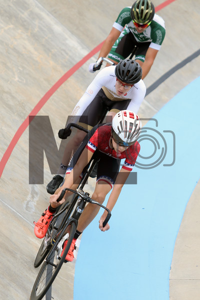 Collegiate cycling event at Giordana Velodrome in Rock Hill, South Carolina, on Saturday, Aug. 24, 2019.