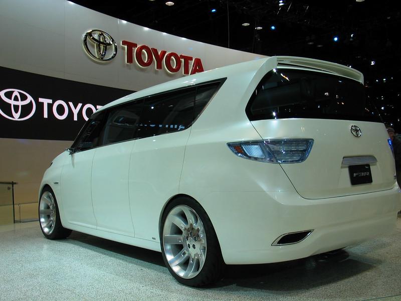 Concept: Toyota F3R