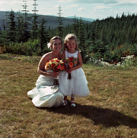 7: Post-Wedding Brunch and scanned film photos