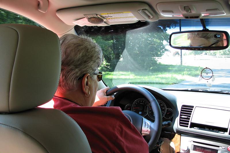 2007-08-18 | Baltimore - Marie & Pat