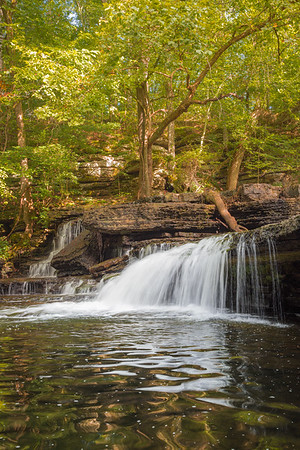 Step Falls @ Old Stone Fort State Park