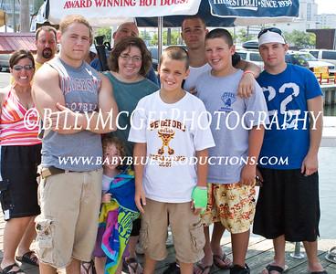 OC Fishing Boat Trip - 22 Jul 08