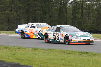 05-22-11 NJMP ARCA Mod Space 150 & Road Mods