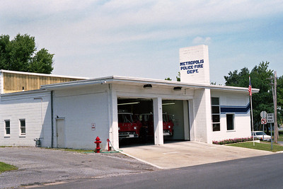 METROPOLIS FIRE DEPARTMENT