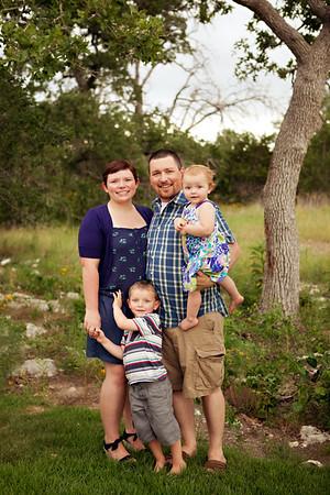 McDougall Family Portraits