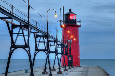 Michigan Lighthouse Guide - South Haven