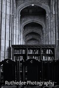 Black and white study...