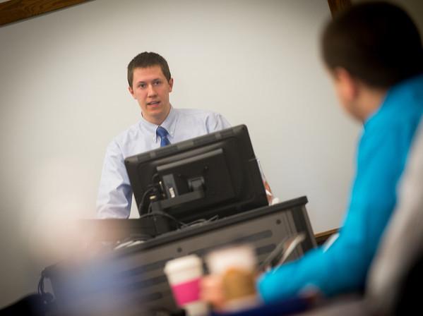 Business Classroom 2014