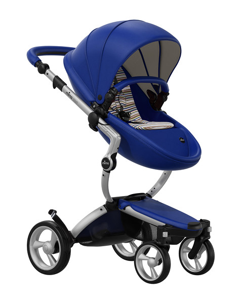 Mima_Xari_Product_Shot_Royal_Blue_Aluminium_Chassis_Autumn_Stripe_Seat_Pod.jpg
