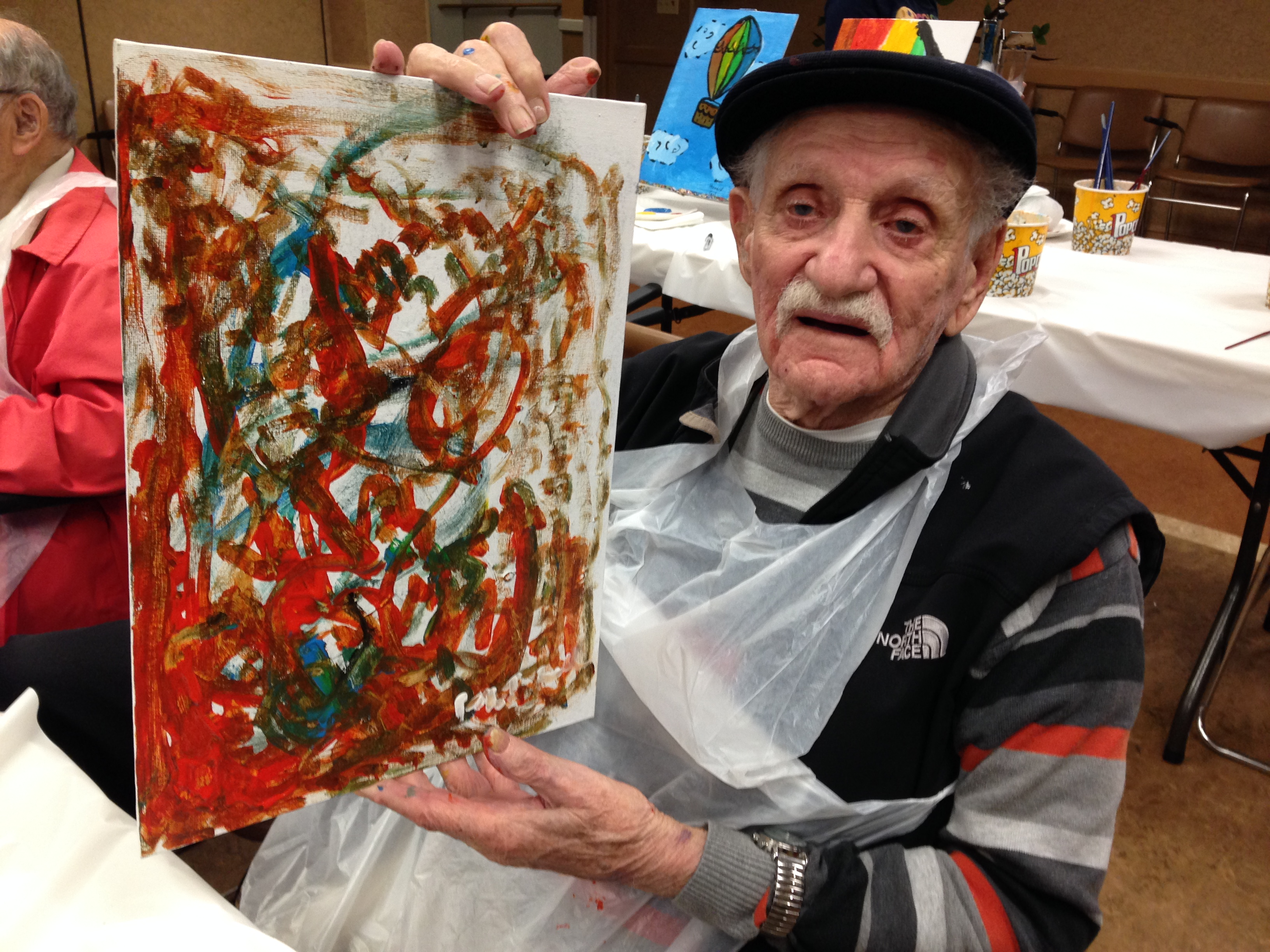 stone gardens painting party 6/8/16