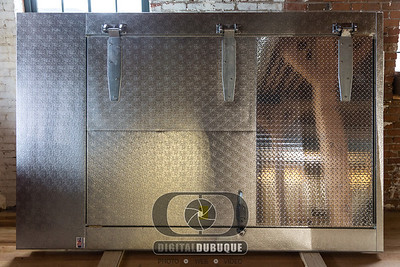 2013 November Cooler Buildout