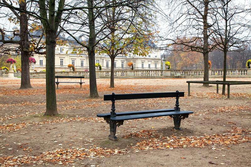 Paris Luxembourg Garden