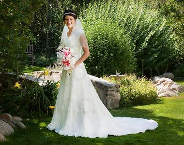 Natalie Shurtz Bridal Portrait