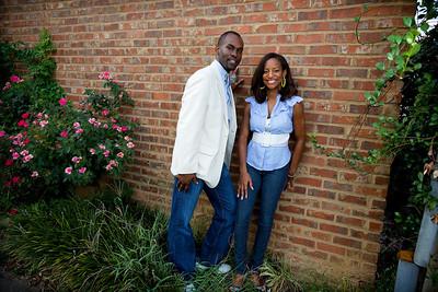 Roz & Prince - Engagement photos