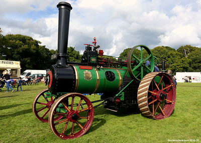 Road Locomotives, Steam Tractors & Traction Engines