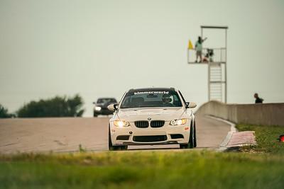 46 White BMW