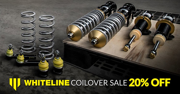 Whiteline Coilovers