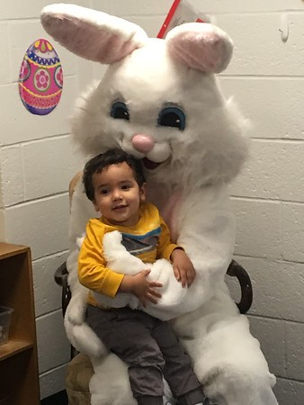 2018 East Bunny Visit