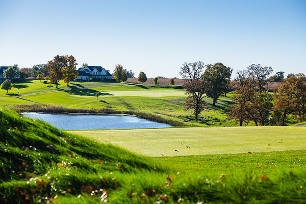 The Harvester Golf Course 10/18/18