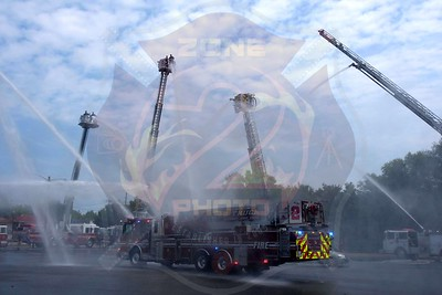 Syosset F.D. Wetdown For Ladder 582  7/30/16