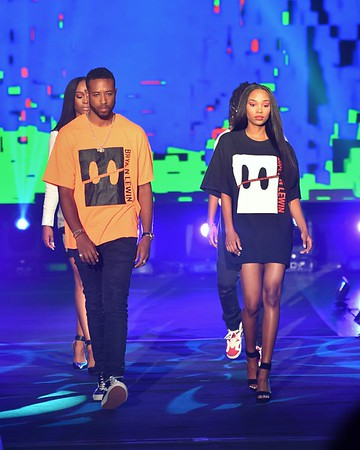Howard Homecoming Fashion Show : Pulse