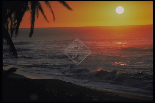 Doyle Royalty Free Stock Photos - Sunsets