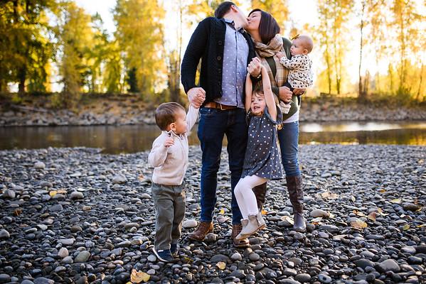 Chris and Heidi 2018 Family