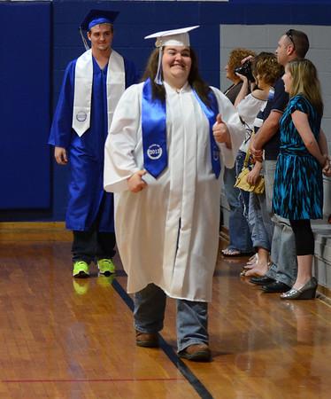 Fitzwater Graduation