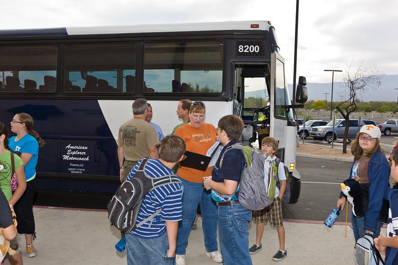2011 CCS 6th Grade Class Trip