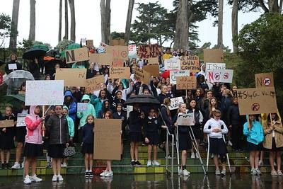 National School Walkout | March 14, 2018