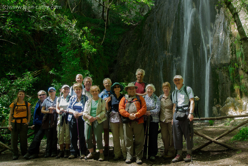 Exodus Expeditions: Amalfi group in April 2012