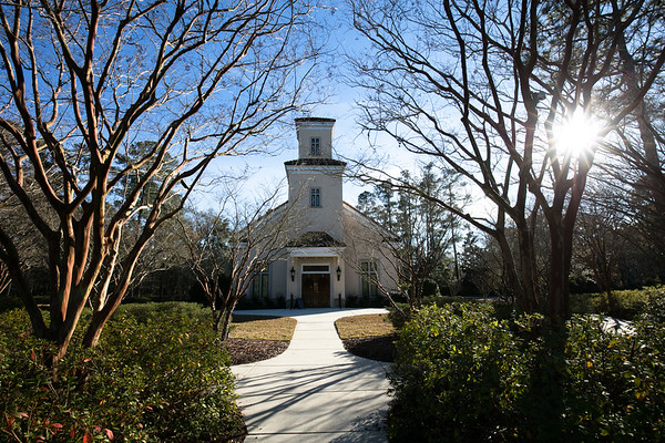 Landfall Kenan Chapel Wedding