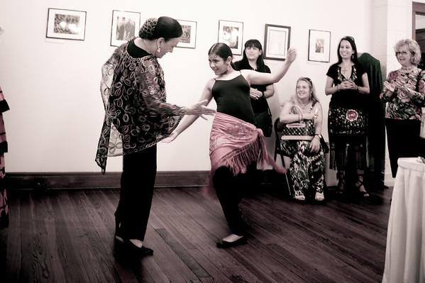 Flamenco Sun 'Stories' Event 2010
