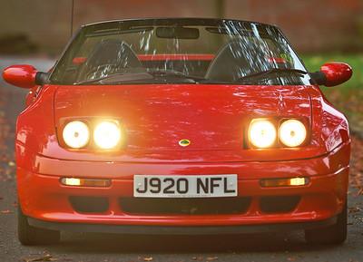 1991 Lotus Elan J920NFL