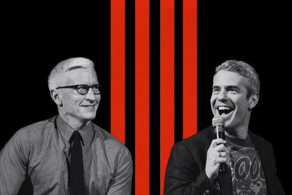 AC2: Anderson Cooper and Andy Cohen