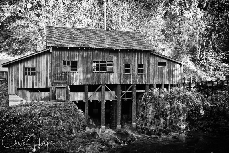 Lewis River Grist Mill