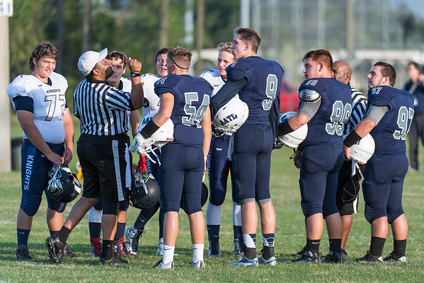 AATL Football v. Clearwater, Sep. 4, 2105