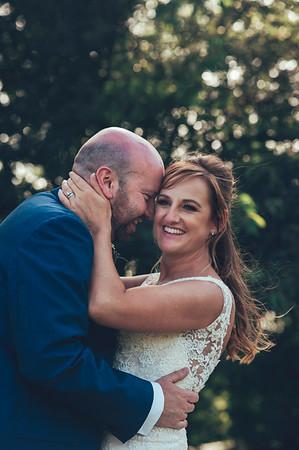 Gemma and David Wedding