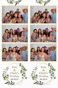 8/28/21 - Eric & Cheli Wedding