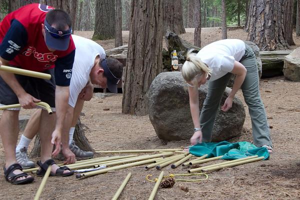 Yosemite-camping
