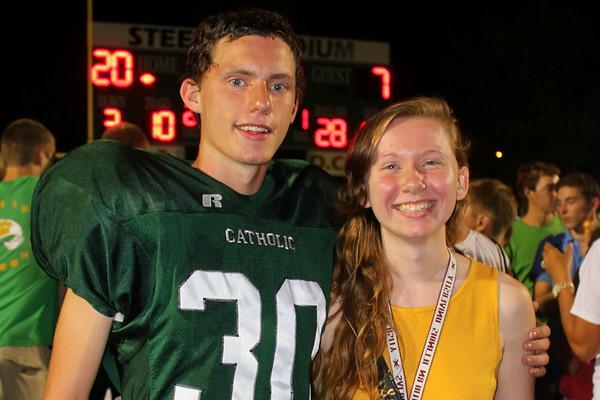 2012 Owensboro Catholic Football