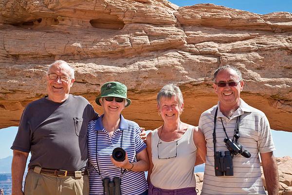 Utah & Arizona with the Swanfields
