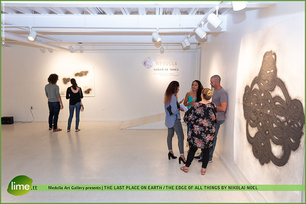 Medulla Art Gallery Presents | THE LAST PLACE ON EARTH / THE EDGE OF ALL THINGS BY NIKOLAI NOEL