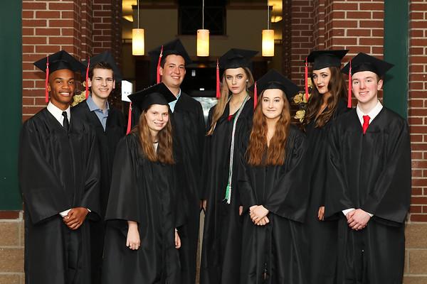Cheer Graduation 2017