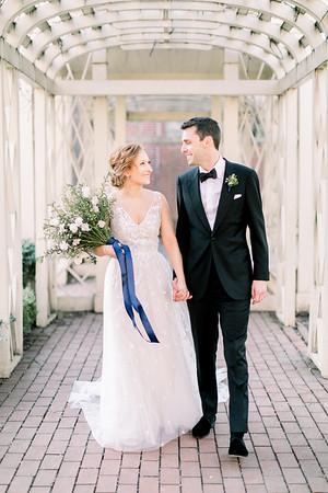 Kate Shusterman & Samuel Cooper