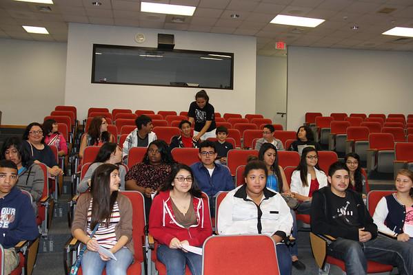 8th Grade Orientation – May 24, 2013