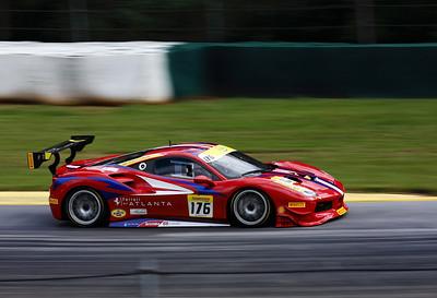 Ferrari Challenge - September 2018