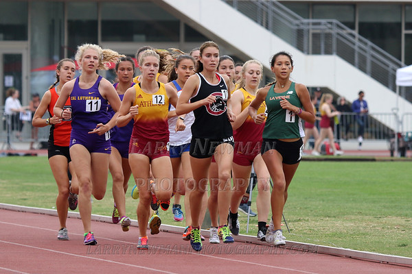 TRACK and FIELD - SCIAC Championships 4-28-19
