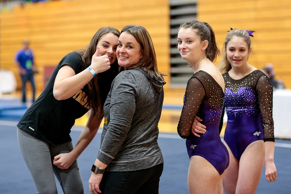 2019-03-09 Gymnastics at State
