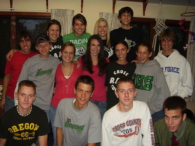 2006 Team Dinner - Boehms